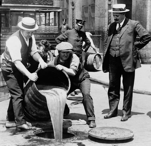 an overview of the 18th amendment and the prohibition the ignoble experiment In honor of bourbon heritage month i thought i would take a moment and look  back on one of the darkest periods of our drinking history, the.