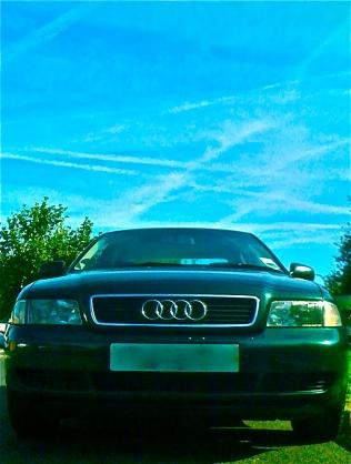 Frugal Mr Audi