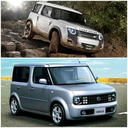 Land rover sometimespace dc 100 top nissan cube bottom i think freerunsca Image collections